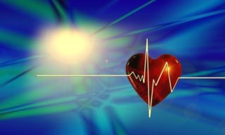 Heart with a heart beat. We all know how essential it is to take care of our spine and our nervous system, but how does it all link in with our heart health?